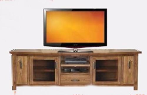 MONTANA TV UNIT DVD STORAGE - 2120(W) - MOUNTAIN GUM (2064)