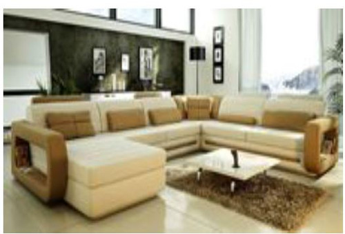 ROYAN (A1135) CORNER LOUNGE - CHOICE OF LEATHER AND ASSORTED COLOURS AVAILABLE