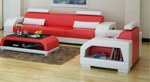ROLDERMO (G8001D) 3 SEATER + 1 SEATER + 1 SEATER  LOUNGE - CHOICE OF LEATHER AND ASSORTED COLOURS AVAILABLE