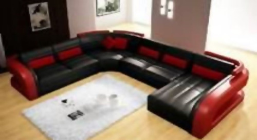 CHESIL  LEATHER CHAISE  LOUNGE (MODEL- G1071) - CHOICE OF LEATHER AND ASSORTED COLOURS AVAILABLE