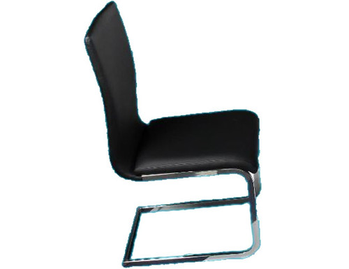 FITZTROY  DINING CHAIR (FITCHBL(WH)  - BLACK OR WHITE