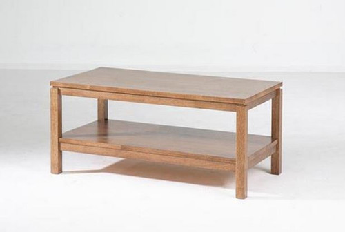 CUBIST (VCT-002) COFFEE TABLE - 430(H) X 960(W) X 500(D)- NATURAL