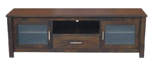 MADISON  2 DOOR 1 DRAWER TV UNIT - (MODEL-WOMD-014) -  2000(W)  - AS PICTURED.