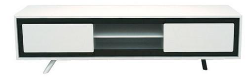 CALI  TV STAND  (WD-168)  - 1800(W)  - HIGH GLOSSY  WHITE