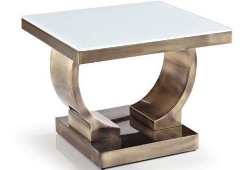 AMARYS  SQUARE  SIDE TABLE 600(L ) X 600( W) -   CHOICE OF COLOURS AVAILABLE
