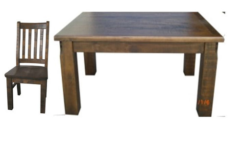 COBAR (COB9P-2.1) 9 PIECE DINING SETTING - 2100(L) x 1050(W) - ROUGH SAWED
