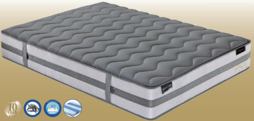 DOUBLE NATURE FRESH POCKET SPRING MATTRESS (VMT-009) - FIRM