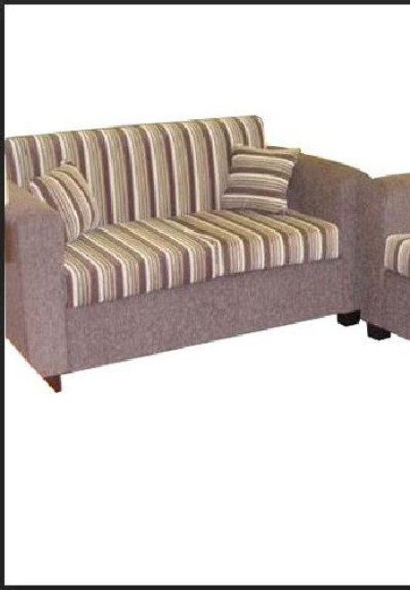 CARY 2 SEATER LEATHERETTE SOFA - ASSORTED COLOURS