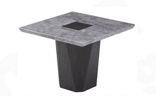 CAPE (9003) LAMP TABLE 650(L) - (MODEL-12-25-15-14) -GREY