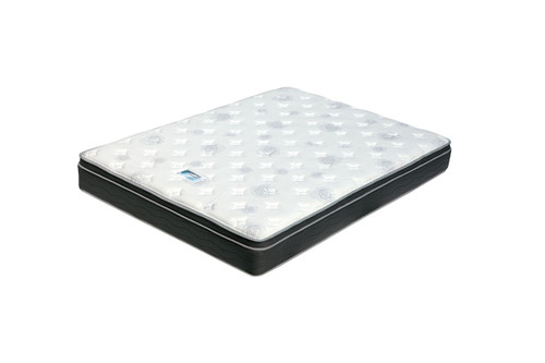 DOUBLE VALUE POCKET SPRING SUPPORT (MT-35) ENSEMBLE ( MATTRESS & BASE) WITH SPINAL SUPPORT (SWB) BASE - MEDIUM