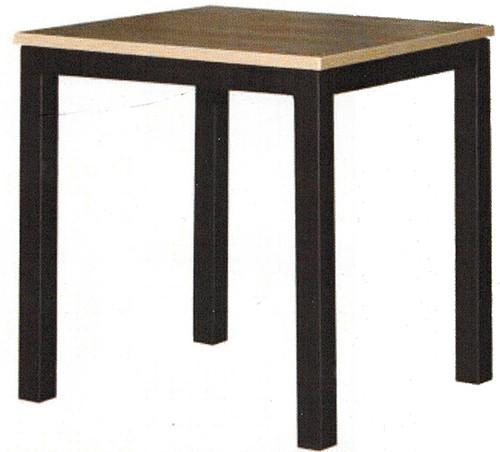 APOLLO  LAMP TABLE 500(W) - 500MM SQUARE  - GREY WASH