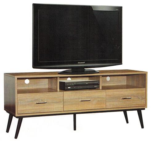 APOLLO TV ENTERTAINMENT UNIT - 1400(W) X 450(D) GREY WASH