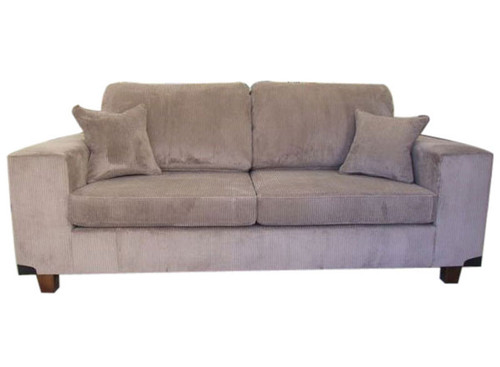 VIRGINIA 2.5 SEATER DOUBLE BED SOFA BED - ASSORTED COLOURS