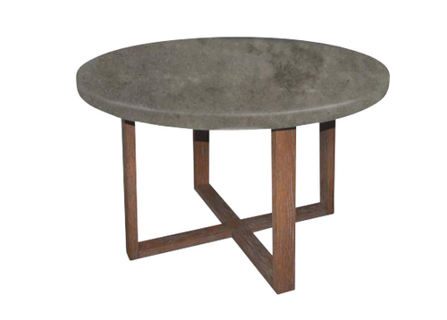 COPACABANA ROUND DINING TABLE – (1200 DIA) - AS PICTURED