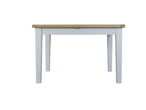ARBETTA (TT-12BET) 1200/1650(W) X 850(D) BUTTERFLY EXTENSION DINING TABLE - TWO TONE