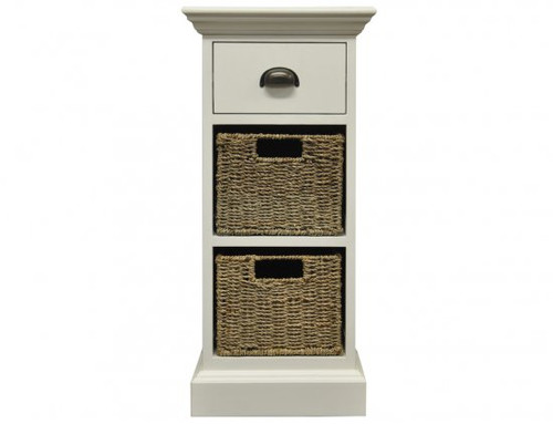 DELAN  (WW-081)  1 DRAWER & 2 BASKET UNIT
