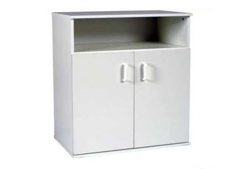 SQUARE EDGE (FC1200) 2 DOOR FLOOR CABINET - 900(H) x 1200(W) - ASSORTED COLOURS