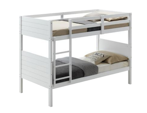WELLING SINGLE OVER SINGLE  BUNK -  WHITE