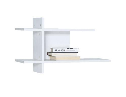FICO DISPLAY WALL SHELF - 750(H) X 250(W) - WHITE