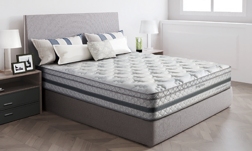 DOUBLE  BRIGHTON  ENSEMBLE  (MATTRESS & BASE)  - FIRM