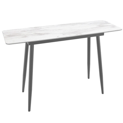 CLENDON MARBLE HALLWAY  TABLE   - (MODEL: 9105)  -  AS PICTURED