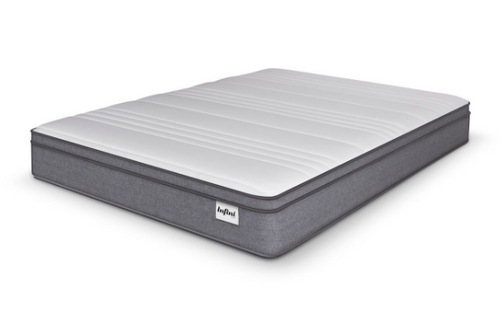 DOUBLE INFINI POCKET SPRING MEMORY FOAM MATTRESS - (MODEL-UB0702) - MEDIUM