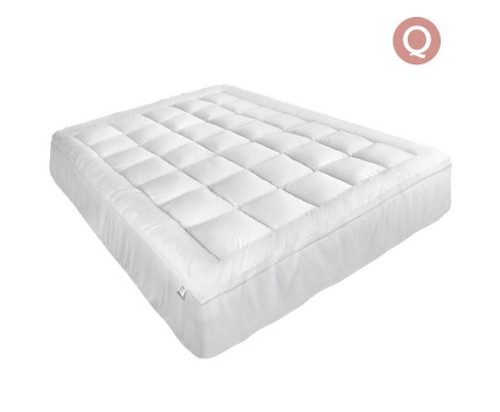 GISELLE   QUEEN SIZE MEMORY RESISTANT MATTRESS  TOPPER