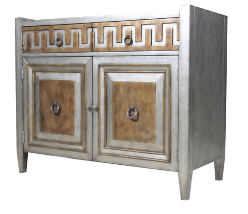 GYPTIAN 2 DOOR 2 DRAWER SIDEBOARD/BUFFET -  1070(W) X 460(D) - COLOUR AS PICTURED