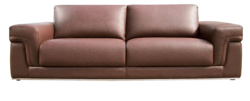TORQUAY 2.5 SEATER - FULL LEATHER - ASSORTED COLOURS