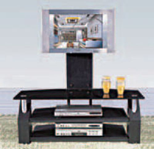 MODERN COLLECTION (T061) TV STAND - 1150(W) -BLACK