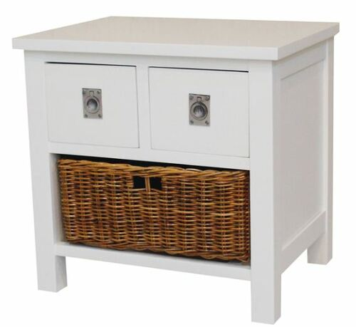 CANDI CANE COLLECTION CHEST OF 2+1  DRAWERS