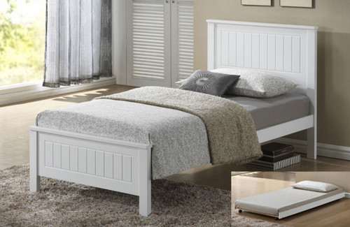 QUINCY BED WITH TRUNDLE
