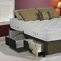 The Benefits of Using Underbed Storage for Your Bedroom