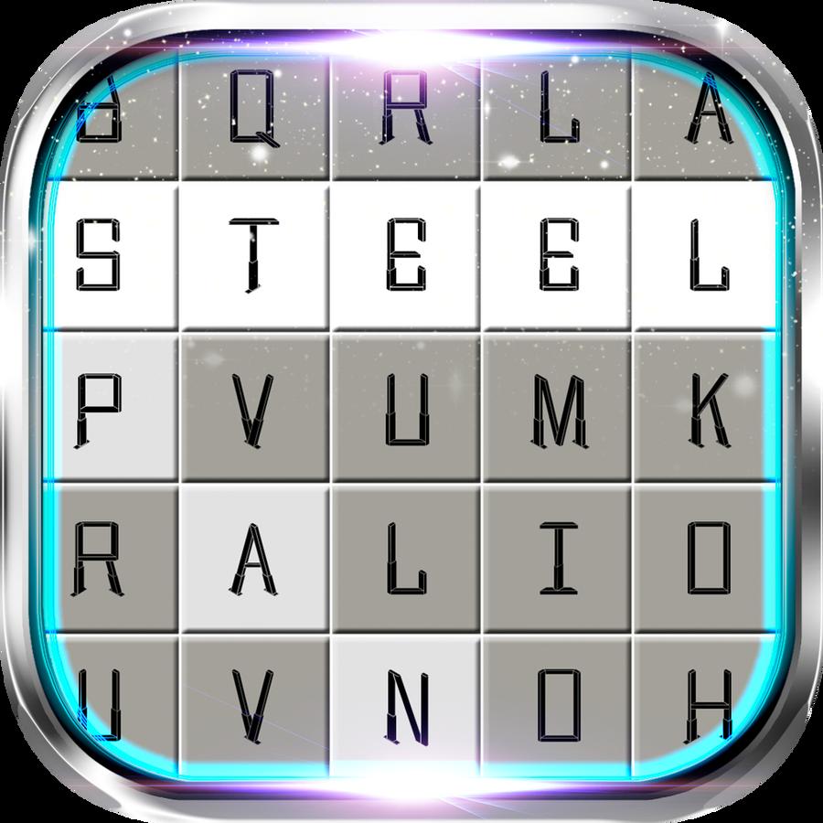 Steelpan Word Search