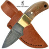 Frost Cutlery - Genuine Stag Hunting Knife