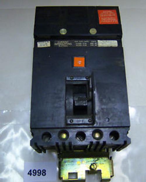(4998) Square D Circuit Breaker FA-34015  15 A I-Line  3P 480V