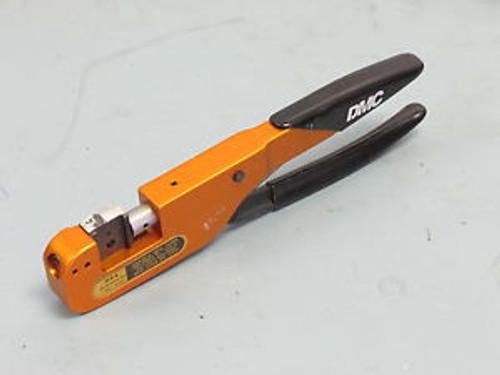Daniels DMC HX4 M22520/5-01 Avionics Crimping Crimper Tool & w/ Y205 Die Set