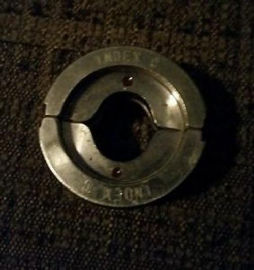 ( 2 ) Crimper Die U-C INDEX C BURNDY Stainless Steel