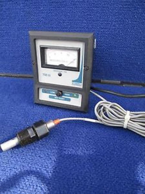 #K223 Myron L 750 II Series 752 II  Resistivity Controller Analog Meter