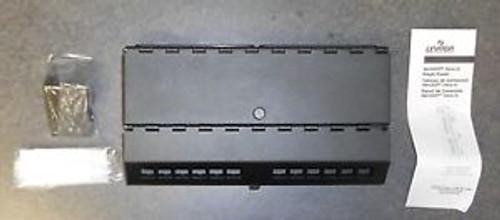 Leviton VertiGO Zero-U Patch Panel Cat. 49280-QP3