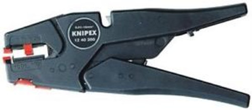 06R6268 Knipex-12 40 200-Wire Stripper,7-32Awg,18Mm