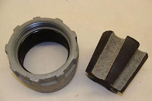 Oz Gedney Cable Support With Pozigrip At Wedging Plug S-3000-2 New In Box