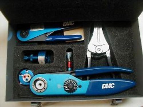 NEW Daniels DMC Kit AF8 Crimper TH1A & M22520/1-05 Turret AFM8 K60S, K1S