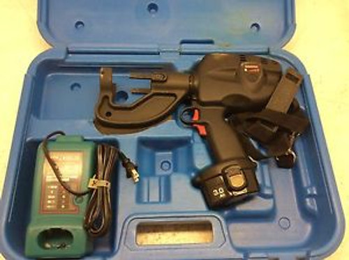 (1) GOOD USED Cembre B-FC47 hydraulic hole punch