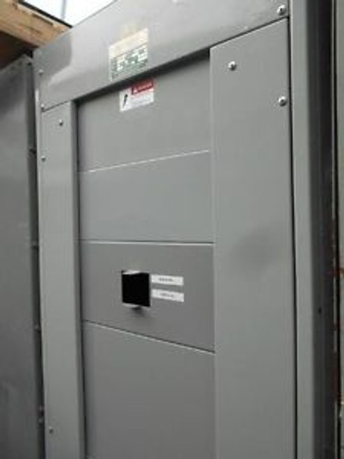 Pacific Electric (D446) Dead Front Switchboard Section