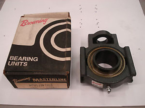 BROWNING VTWS-239 2-3/16 PILLOW BLOCK BEARING SEALMASTER DODGE TIMKEN