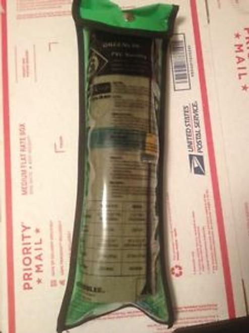 (1) ! GREENLEE 860 1-1/2 PVC Heating Blanket 849 Heater #3854