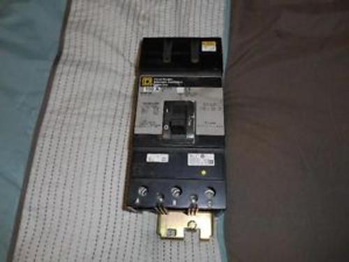 Square D 100 amp I line breaker 3 phase 600V