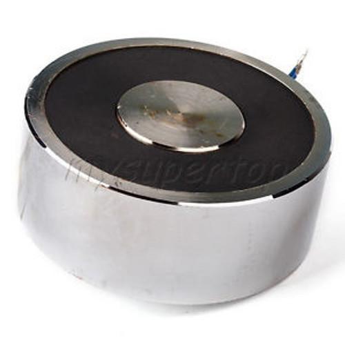100mm DC 12V 100Kg Electromagnet Solenoid for Sorting Machines