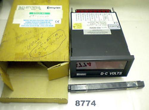 (8774) Crompton DC Volt Meter 262 DDVU